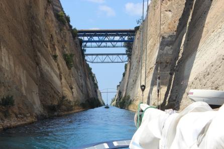 Corinth Canal 087