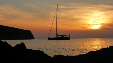 Sifnos sunset good (2)