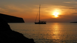 Sifnos sunset good (3)