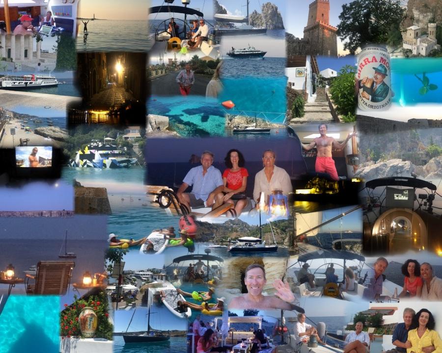 July 2015 - Aeolian Islands & Sicily