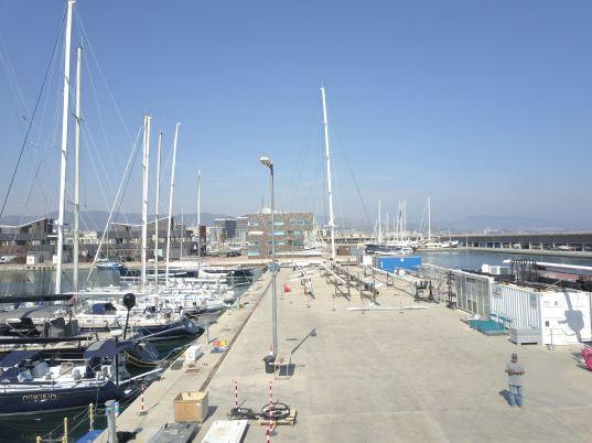 Pier @ EMV Marine