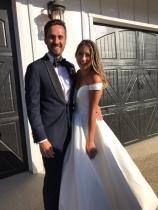 Pat & Kelsey Married!!