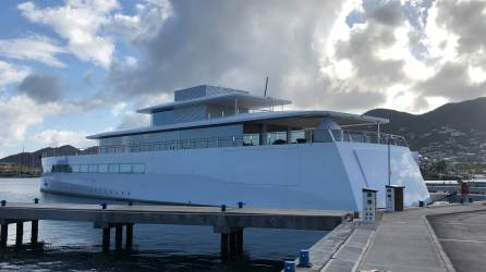 Steve Jobs Superyacht
