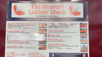 The Lobster Shack!